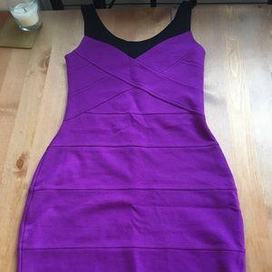 Express bandeau dress